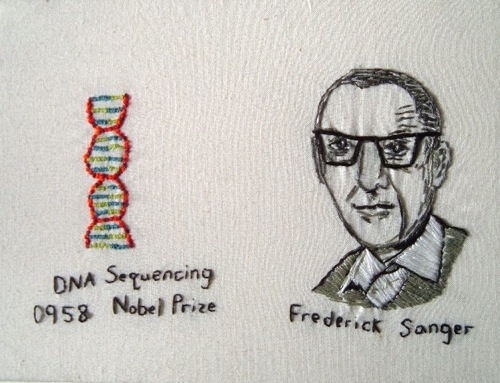 Frederick Sanger, DNA Sequencing