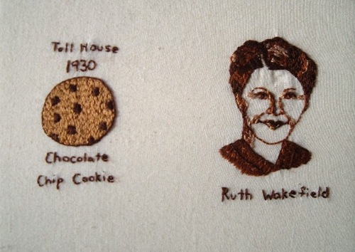 Ruth Wakefield, Toll House Cookies